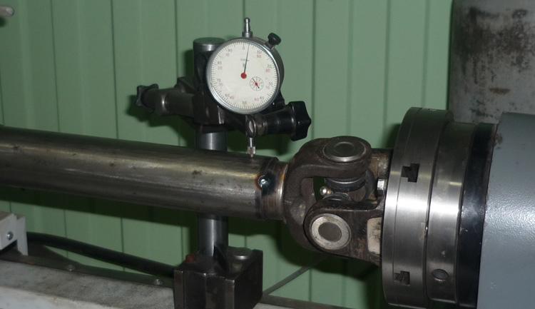 Удлинение, укорачивание карданов